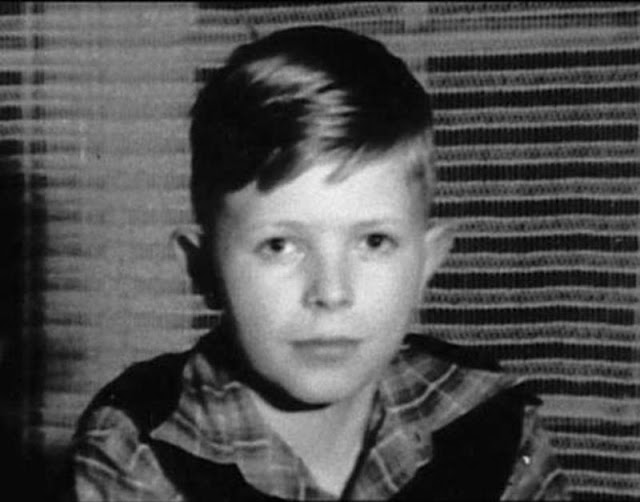 young david bowie baby boy school photos