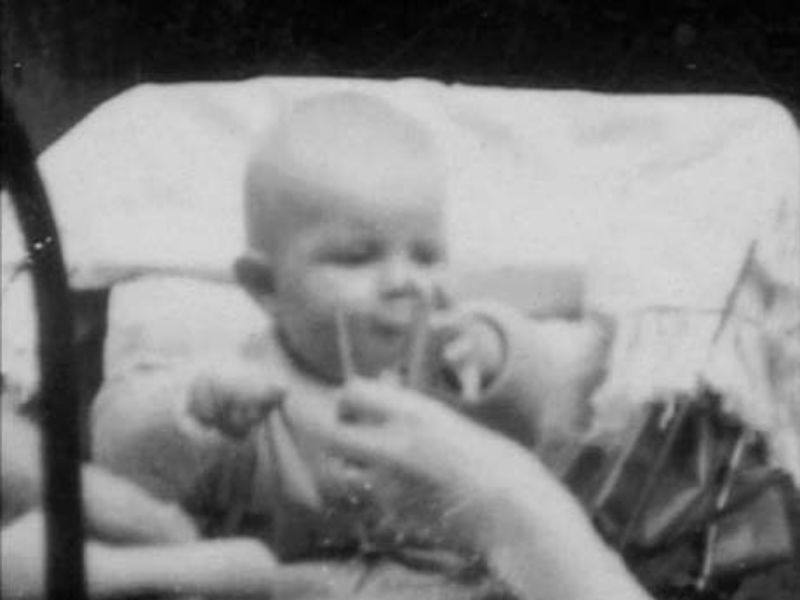 david bowie baby boy school photos