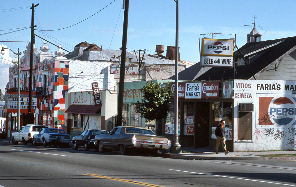 32 Photographs Of Los Angeles 1977 1978 Flashbak