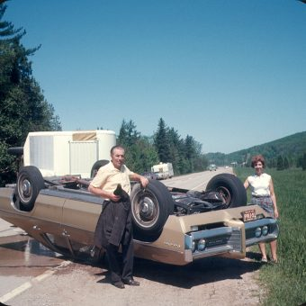 The 1960s American Car And Road Trip In Kodachrome