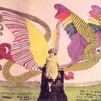 Henry Darger's Blengiglomenean Serpents And Vivian Girls