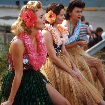 1950s Hawaii In Kodachrome