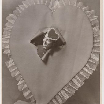 Be My Valentine: Vintage Snapshots Of Love On The Cards