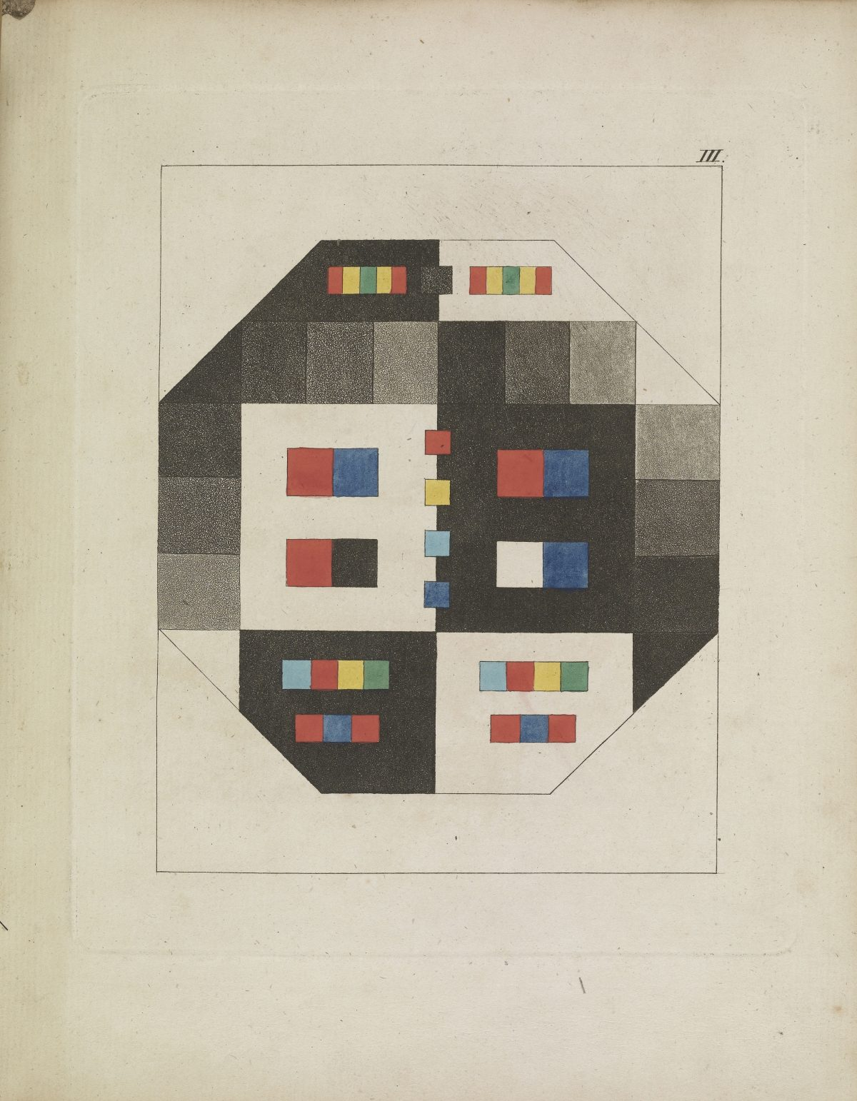Johann Wolfgang von Goethe Zur Farbenlehre Theory of Colors