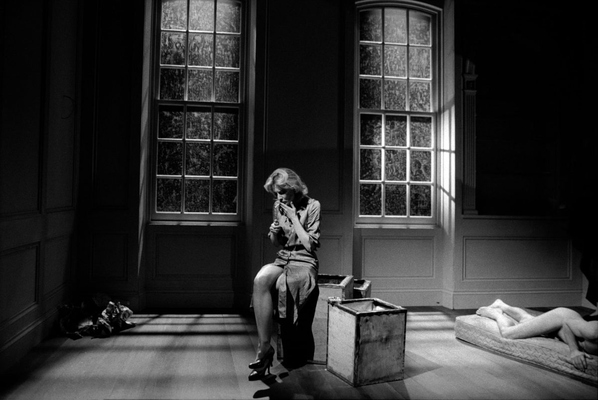 Ivan KynclPlenty, 1999 Cate Blanchett in David Hare's play, directed for the Almeida by Jonathan Kent and designed by Maria Bjornson, at the Albery theatre, London