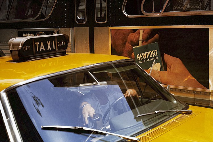 Street Photos of 1960s New York in Kodachrome by Tod Papageorge