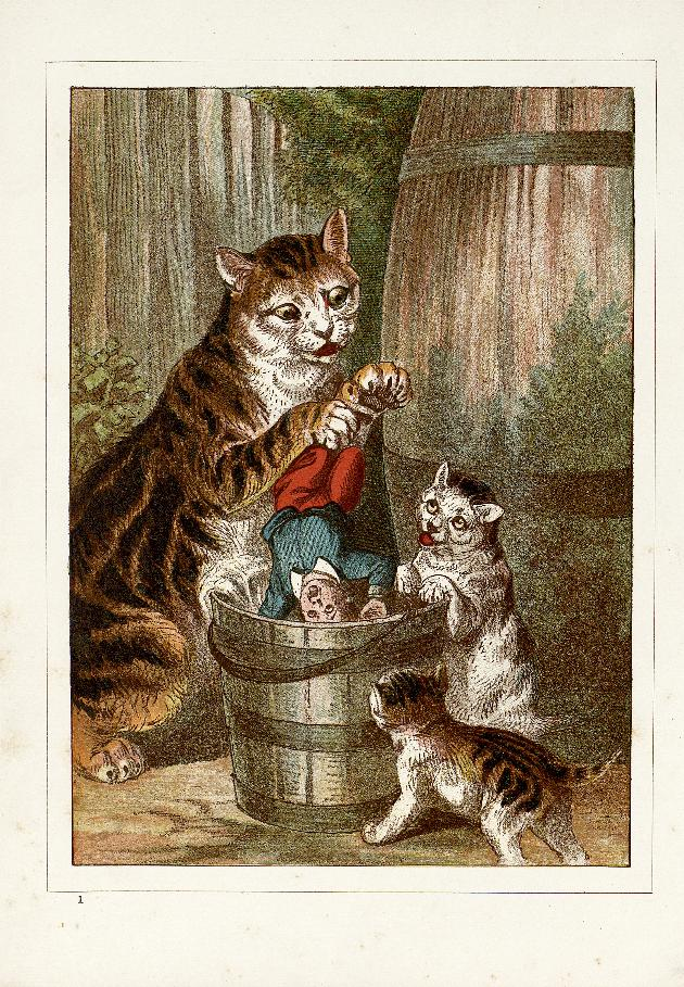 cats The Tribulations of Tommy Tiptop 1893-18