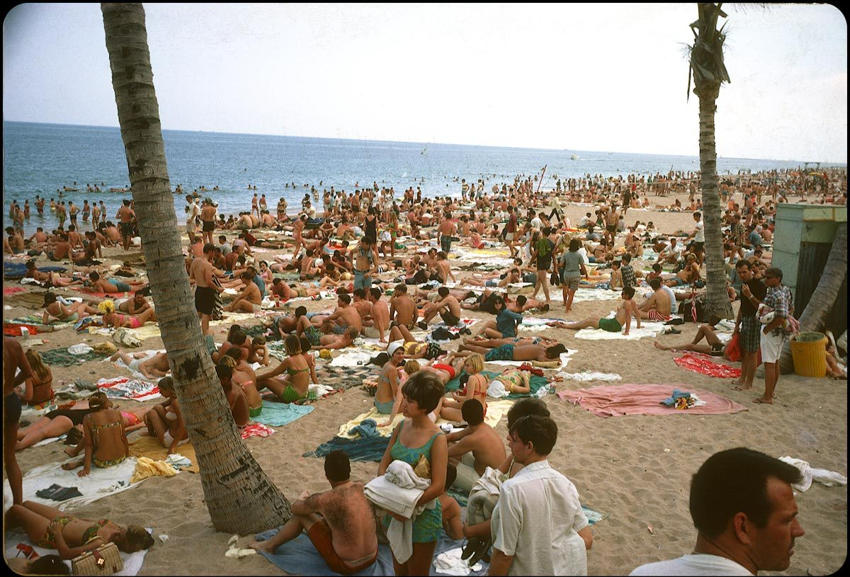 Spring Break, Fort Lauderdale - 1966