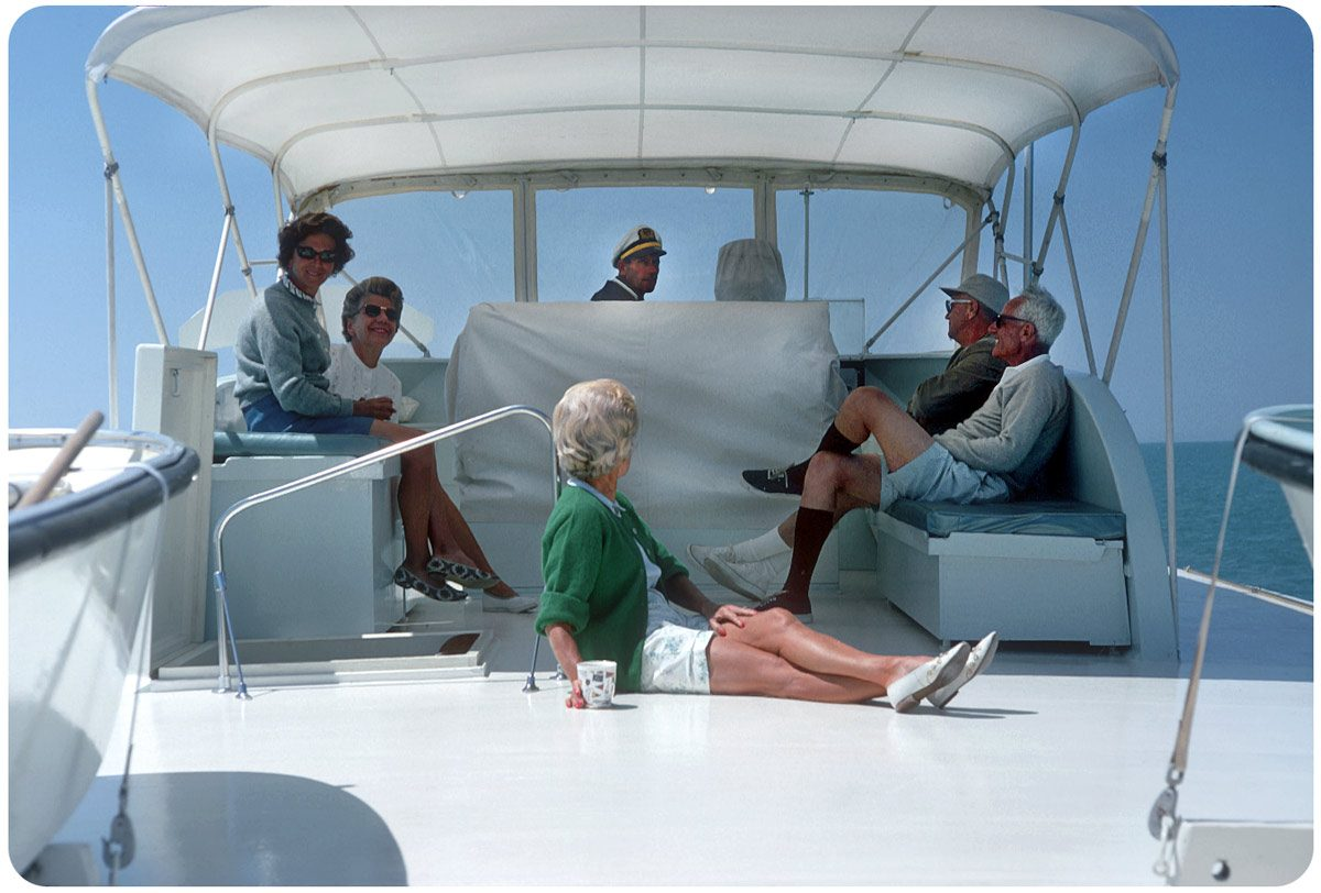 Florida Kodachrome 1960s