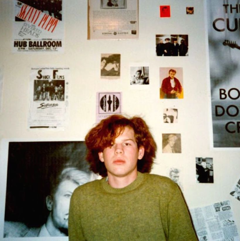 1980s Teenagers and Their Bedroom Walls