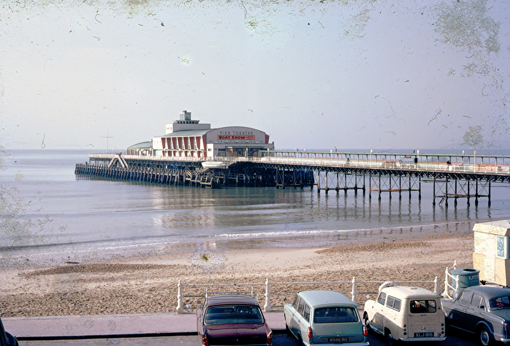 1970 BOURNEMOUTH PIER