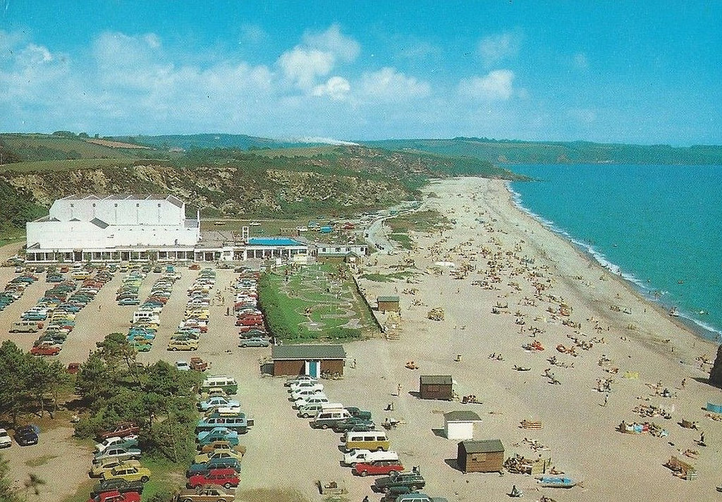 Cornish postcard