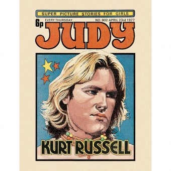Brilliant Judy Comic Covers from the 1970s