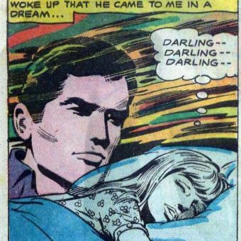 Tormented And Alone: The Neurotic Dreams of the Romance Comics Women