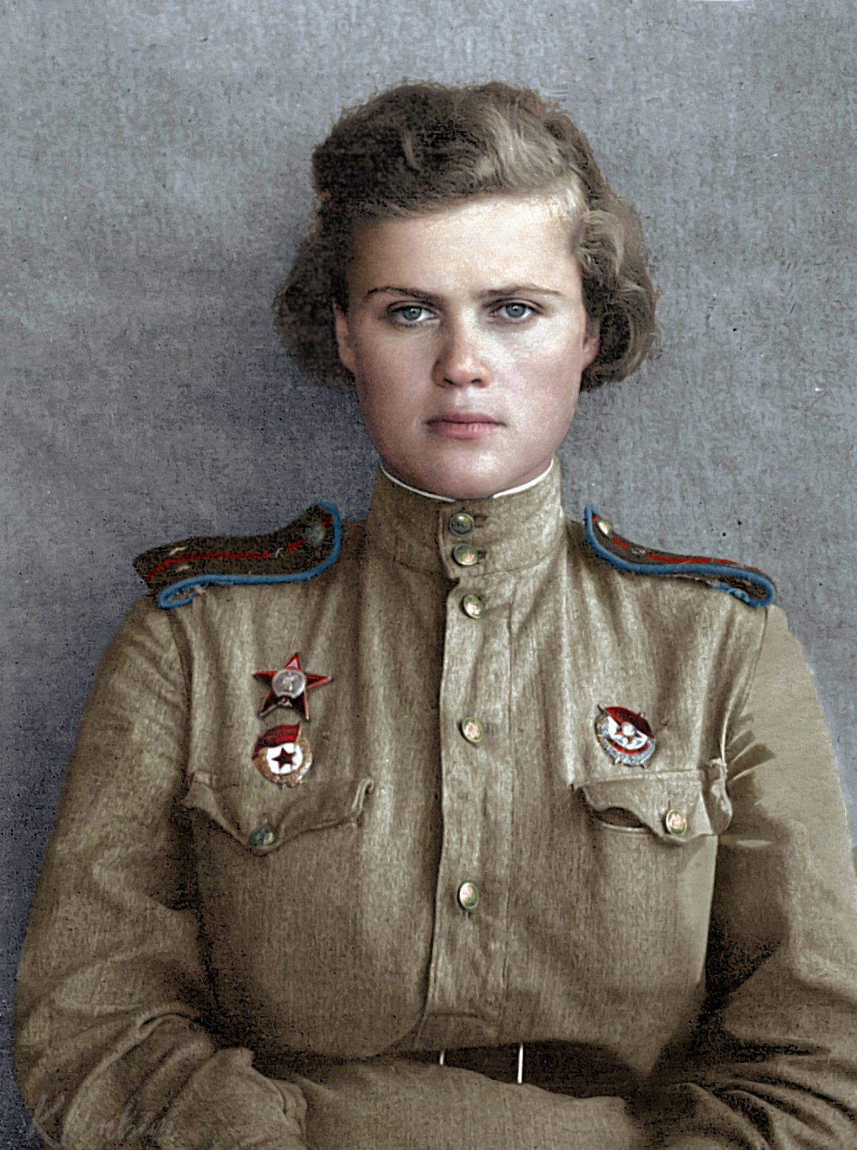 Russia world war 2 colour