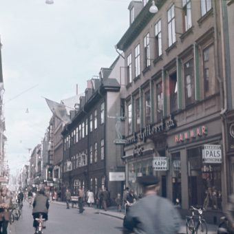 An Engineer's Intriguing Kodachrome Photos Of Sweden in the 1940s