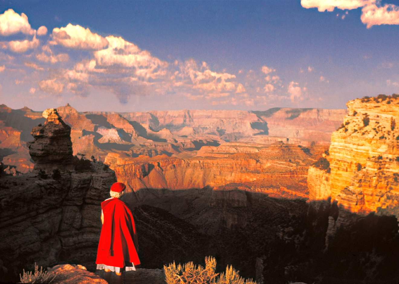Kodachrome USA Grand Canyon Arizona