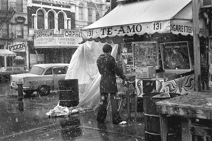 Te Amo, 1978 2nd. Ave/St.Mark's Place, East Village, Manhattan, NY 1978