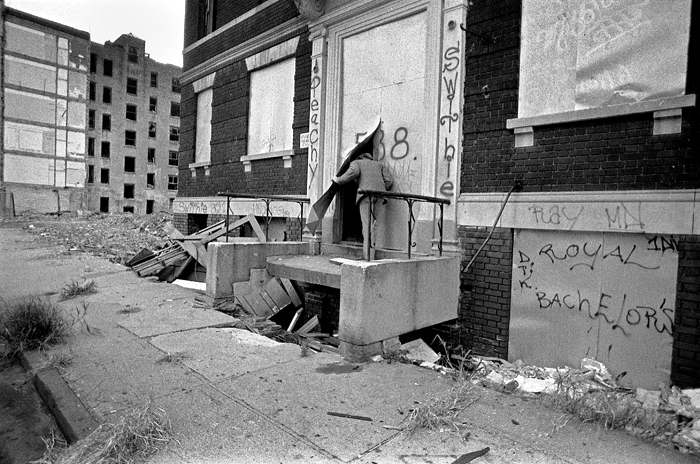 Living in the Bronx, 1978