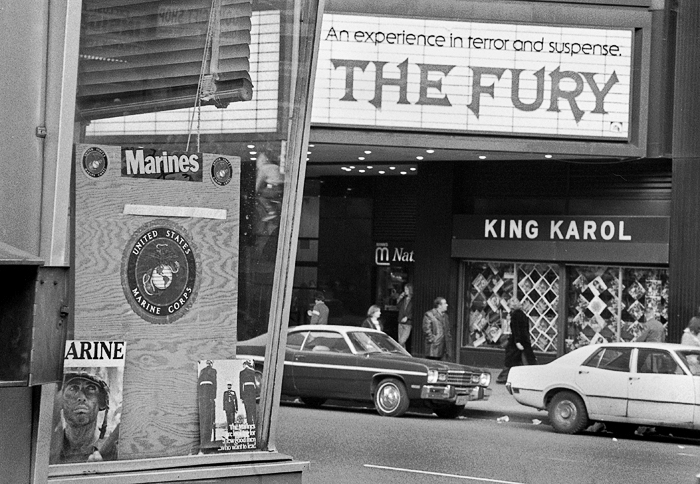 The Fury, 1978 Manhattan, NY