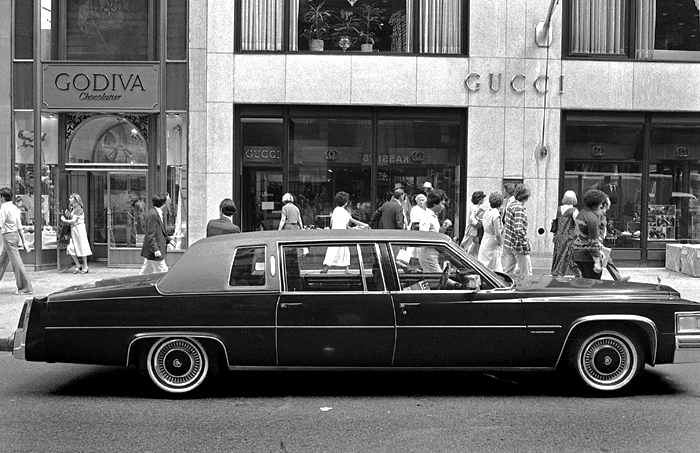 Luxury, 1978 Manhattan, NY