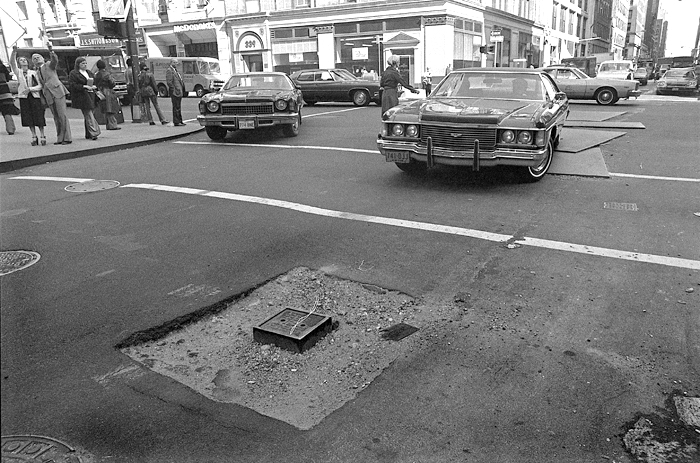 Cars, 1978 Manhattan, NY