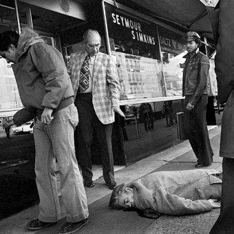 The Streets of New York City – 1977-1978