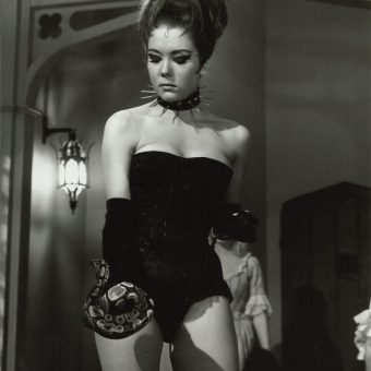 Fabulous Photographs of Dame Diana Rigg