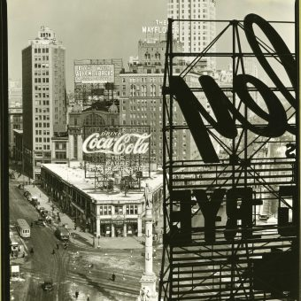 Marvellous Photographs of Manhattan in 1936