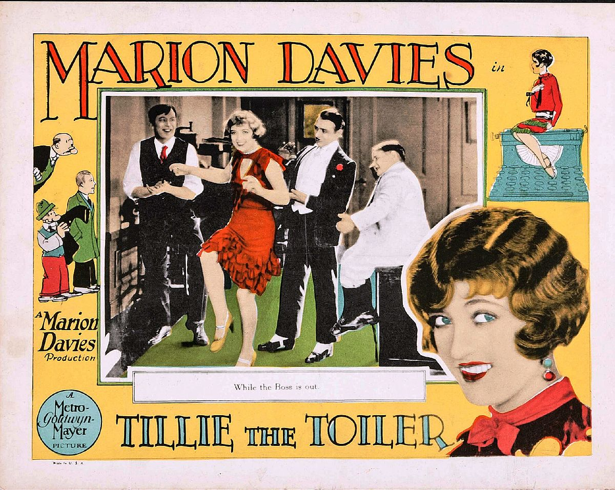 Tillie the Toiler is a 1927 American silent film comedy pr