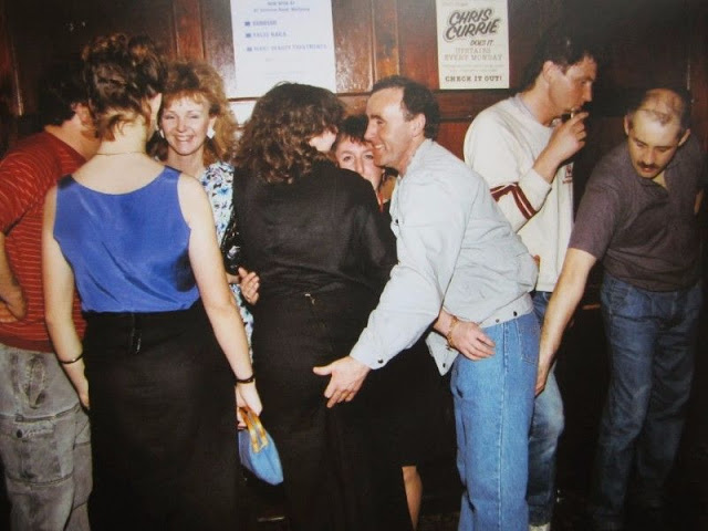 A Slow Grope In 1980S New Brighton - Sticky Nights At The -6986
