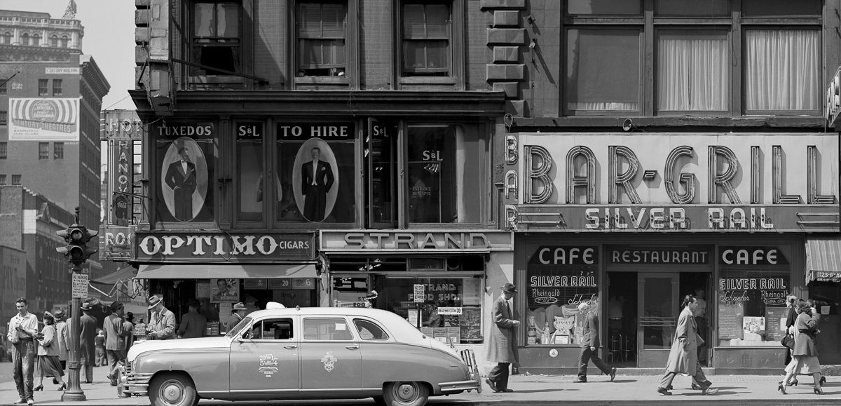 1948 Sixth Avenue between 43rd and 44th Streets