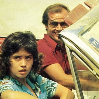 The Passenger: The Day Jack Nicholson & Maria Schneider Visited the Brunswick Centre in 1974