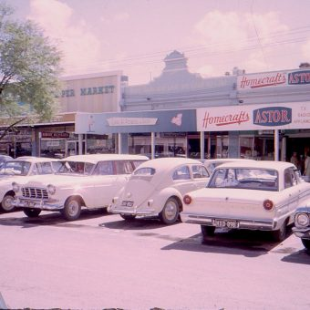Colour Photos of Sydney and New South Wales, 1965-1967