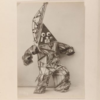 Brilliant Expressionist Dance Costumers From The 1920s