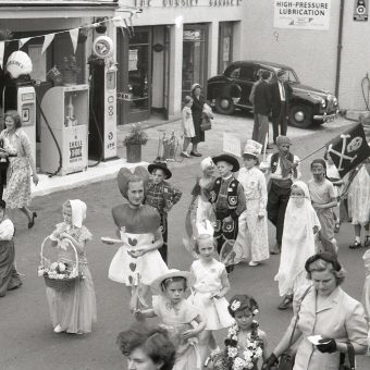 The Dursley Carnival Pictures (1959)