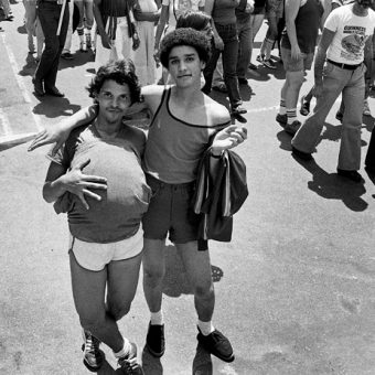 A Gay Rights Rally in NYC (1978) – After the Stonewall Riots