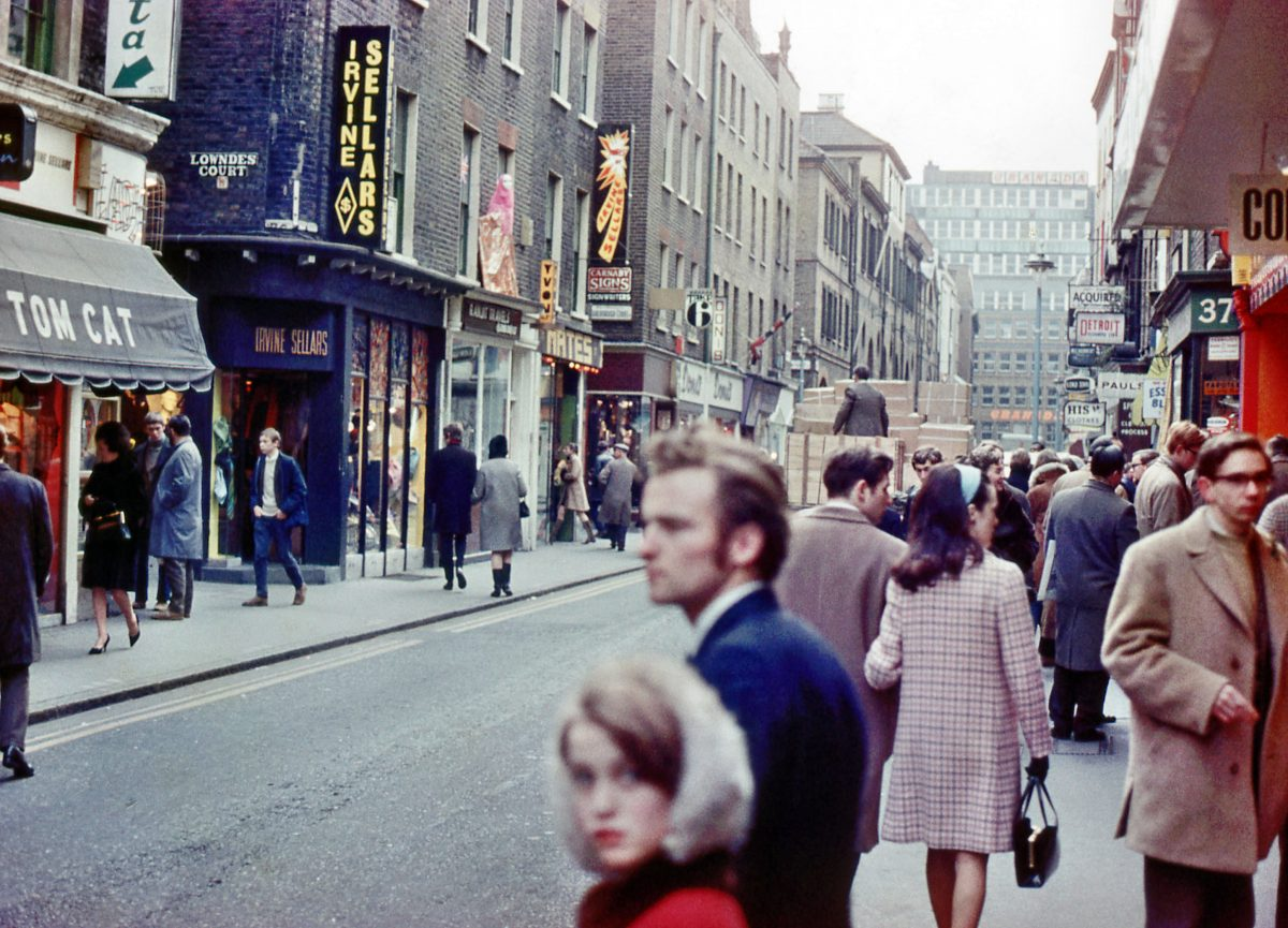 London 1968 West End