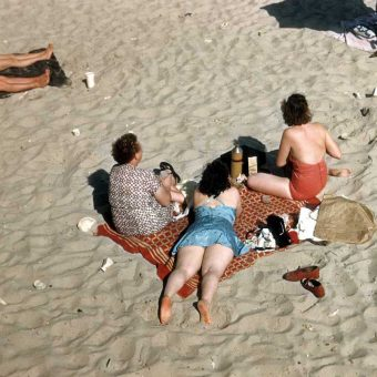 A Colorful Day Out To Coney Island – 1948
