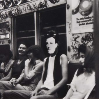 David Wojnarowicz : Arthur Rimbaud in New York (1978)