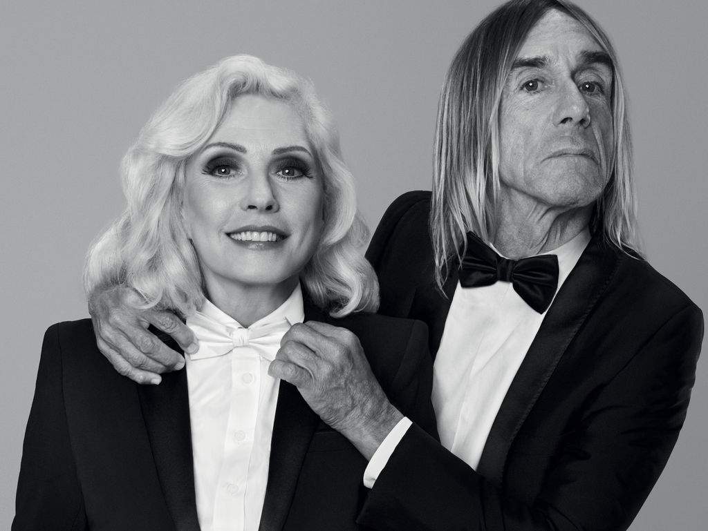 Debbie Harry & Iggy Pop for Paco Rabanne, 2015