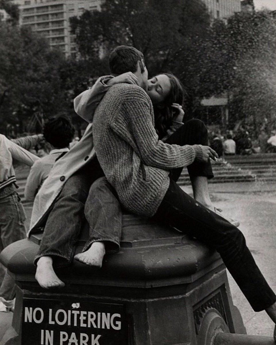washington square park 1962