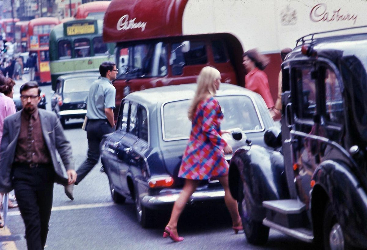 London 1967 West End