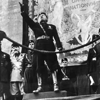 The Surprising Fans of Mussolini and his Trip to London in 1922