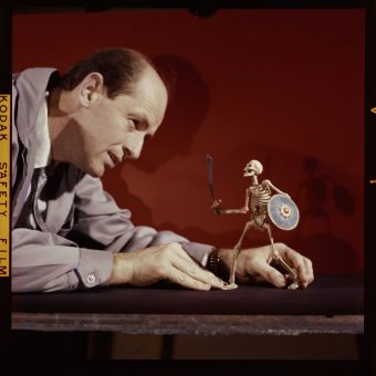 Ray Harryhausen's Restored Skeletons and Monsters – Photos