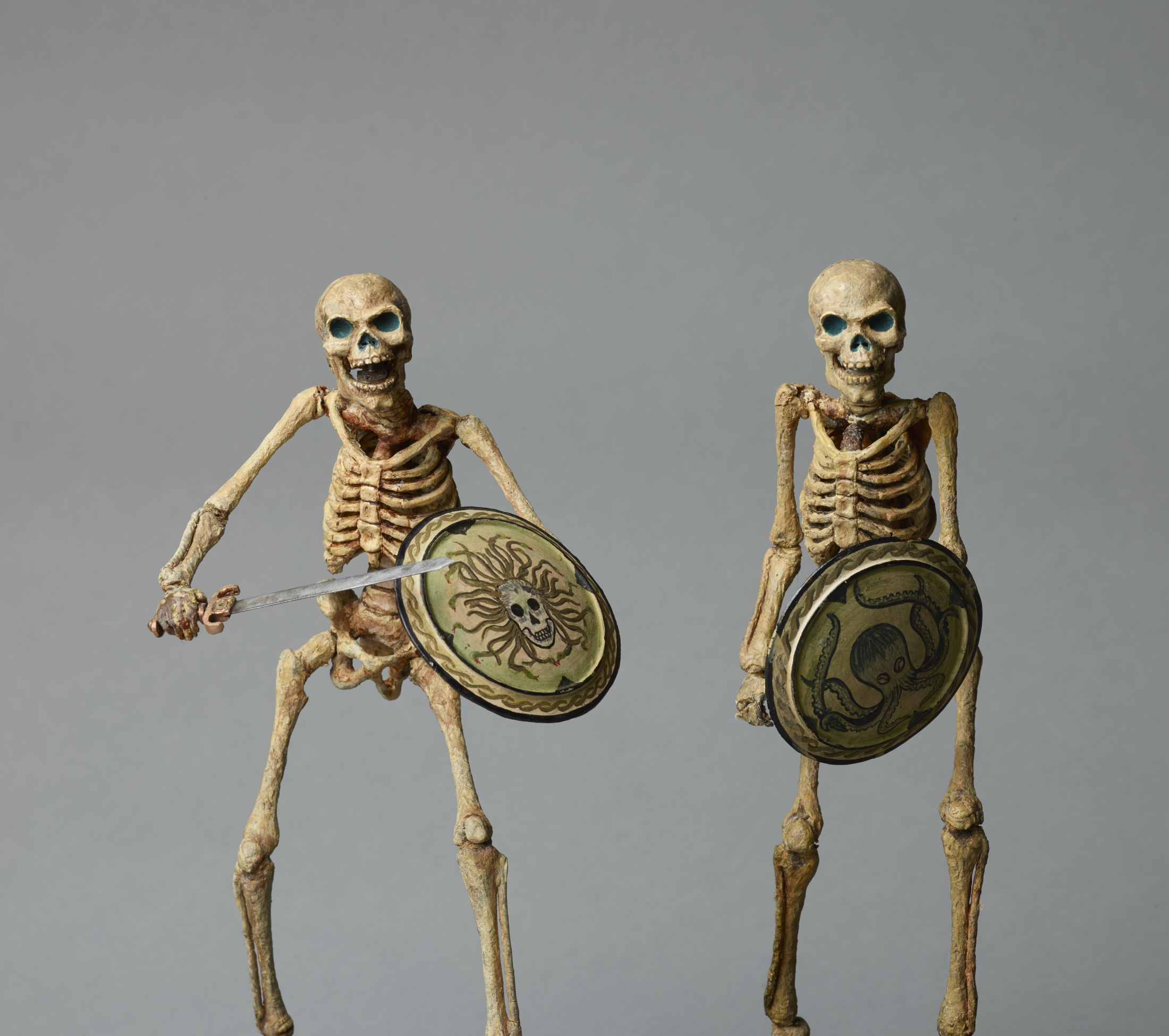 Ray Harryhausen's Restored Skeletons and Monsters - Photos ...