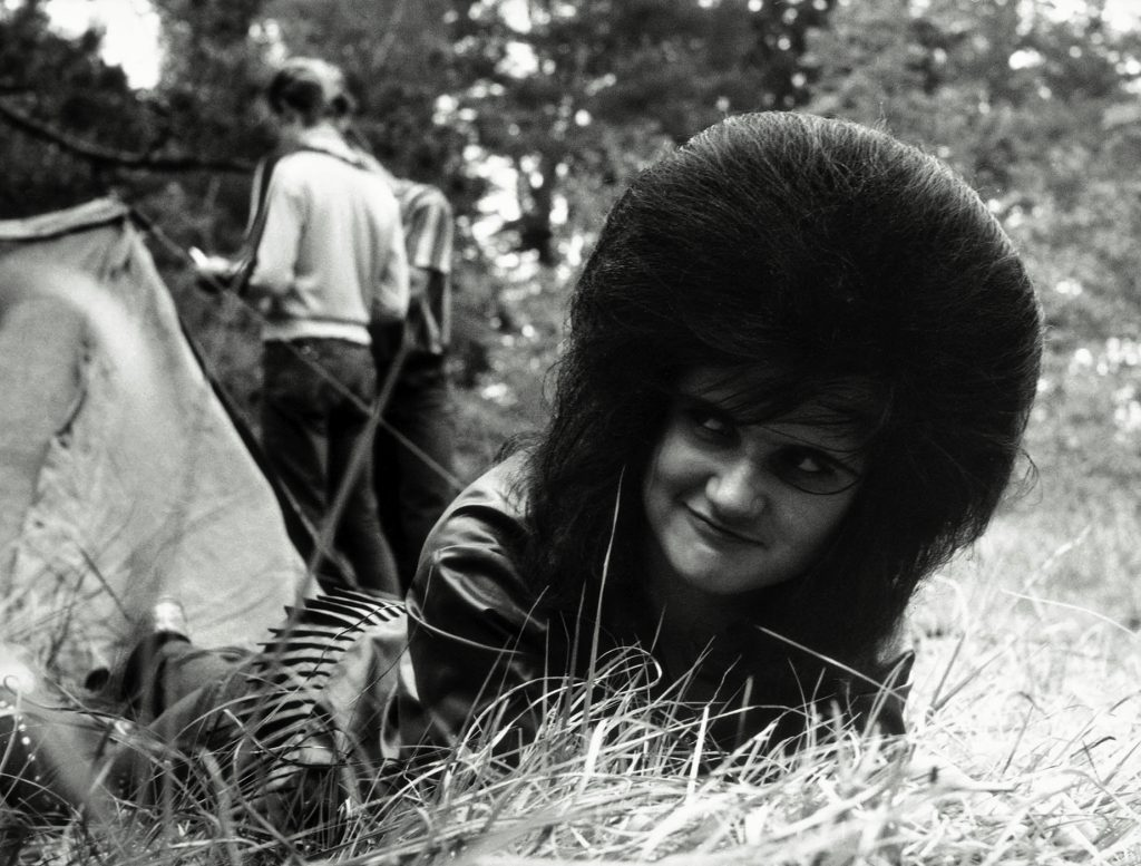 Karlheinz Weinberger photographs of teenagers and rockers in 1950s switzerland