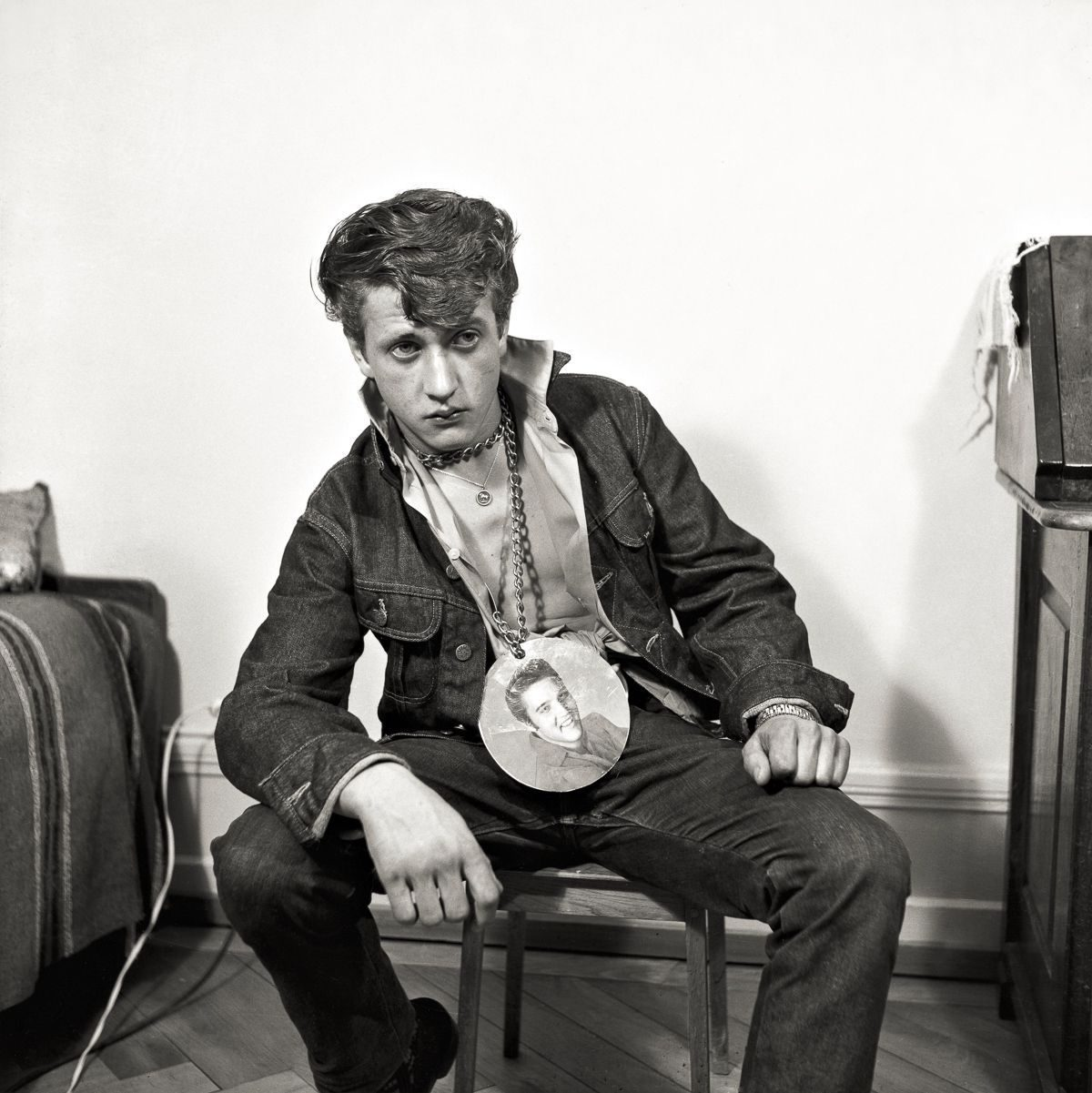 Halbstarken Karlheinz Weinberger photographs of teenagers and rockers in 1950s switzerland