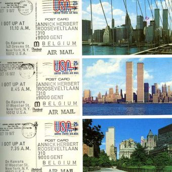 Creativity from Boredom and Routine: On Kawara's 'I Got Up' Postcards (1968 – 1979)