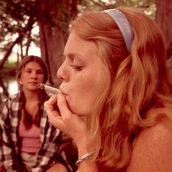Hanging Out in Leakey, Texas in 1973 – Photos by Marc St. Gil